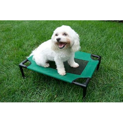 The Lazy Pet Cot Size: Small (24 L x 18 W)
