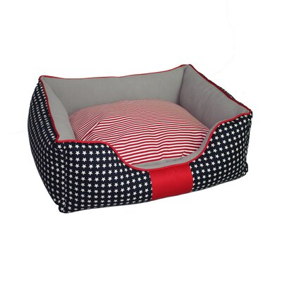Freedom Luxury Lounge Bed Size: Small (22 L x 19 W)