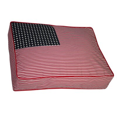 Newcombe Buster Bed Size: Medium (24 L x 36 W)