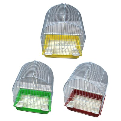Small Dome Top Bird Cage Assortment YA