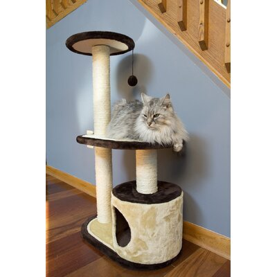 28 3 Tier Cat Tree Condo