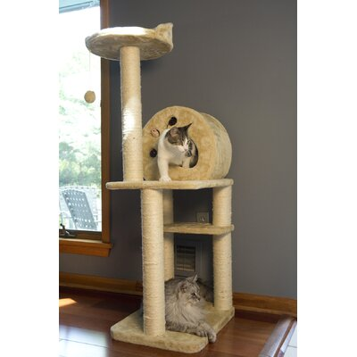 54 Multi Level Playground Cat Tree