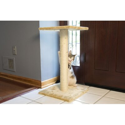 Sisal Scratching Post Color: Beige