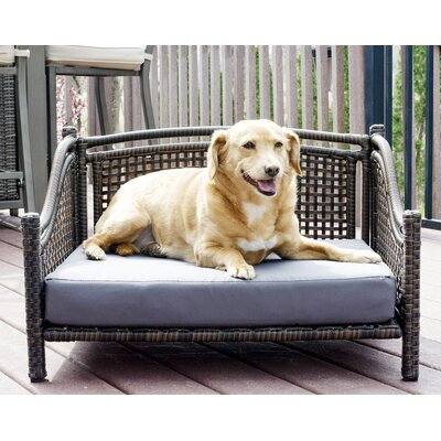 Maharaja Rattan Dog Sofa