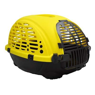 ZoomPet Beatles Pet Carrier Color: Yellow