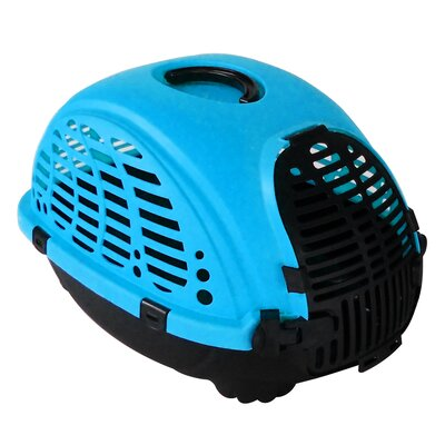 ZoomPet Beatles Pet Carrier Color: Light Blue