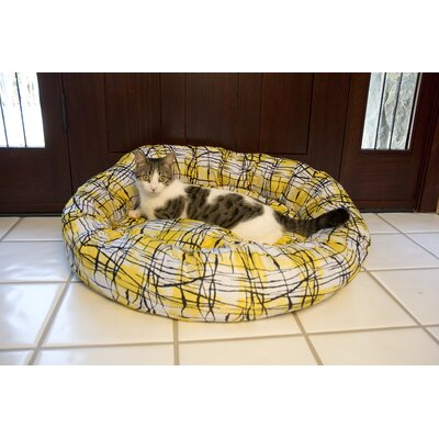 Standard Donut Bed Size: Medium - 26 L x 26 W