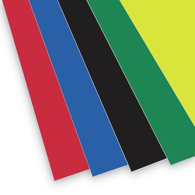 20 x 30 Foam Board Color: Assorted