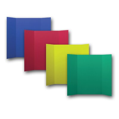 36 x 48 1 Ply Corrugated Project Board Color: Primary Colors image