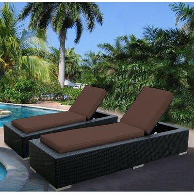 Sunbrella Chaise Lounge - Product photo