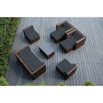 Check out the Ohana Sunbrella Sectional Set Cushions - Product picture - 2154