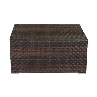 Ohana Coffee Table Finish: Mixed Brown