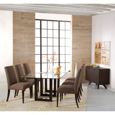 Castelnaud 7 Piece Counter Height Extendable Dining Set