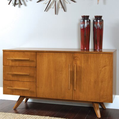 Tylor Contemporary Sideboard Color: Flax