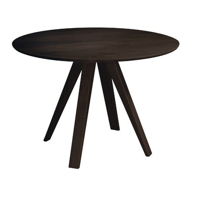 Gilyard 42 Dining Table Finish: Rockport, Size: 29 H x 42 W x 42 D