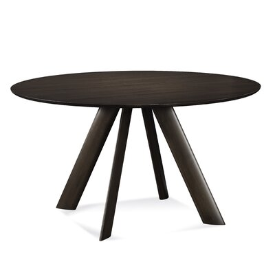 Efren 42 Dining Table Finish: Rockport, Size: 29 H x 60 W x 60 D