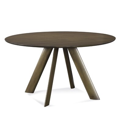 Efren 42 Dining Table Finish: Nantucket, Size: 29 H x 60 W x 60 D