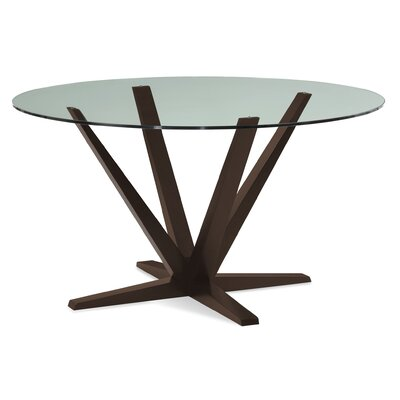 Tylor 54 Dining Table Finish: Rockport