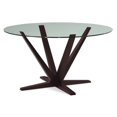 Skyline 54 Dining Table Finish: Java