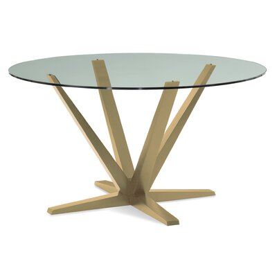 Tylor 54 Dining Table Finish: Natural