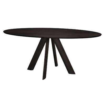 Efren Dining Table Finish: Rockport, Size: 29 H x 36 W x 70 D