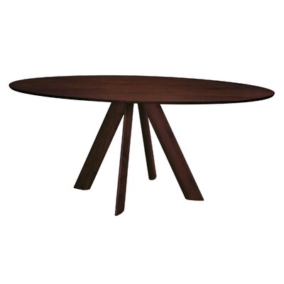 Efren Dining Table Finish: Harvest, Size: 29 H x 36 W x 70 D