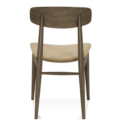 Model 100 Side Chair Finish: Nantucket, Upholstery: Shell