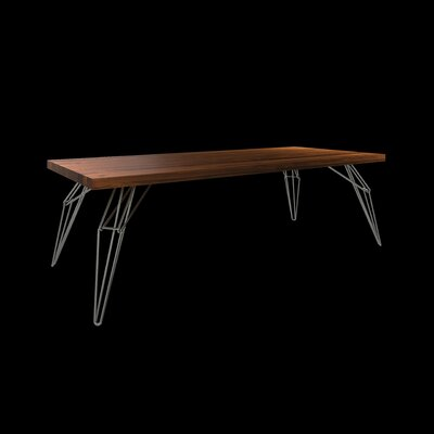 Gettys Dining Table Size: 29.5 H x 42 W x 96 D