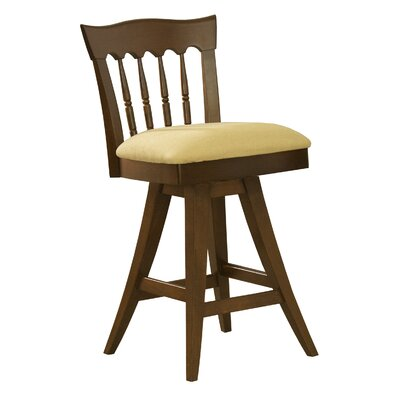 New England 26 Swivel Bar Stool