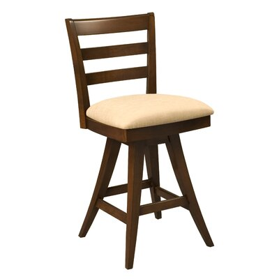 Ines Swivel Bar Stool