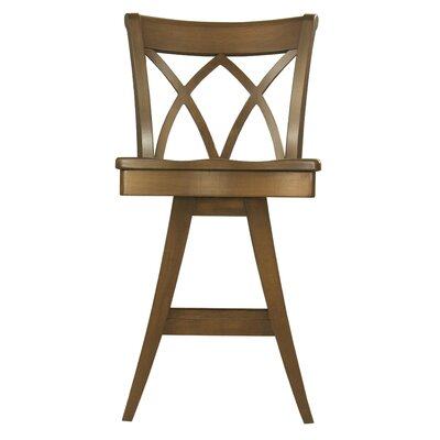 Ines 24.5 Swivel Bar Stool