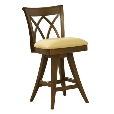 Ines 26 Swivel Bar Stool