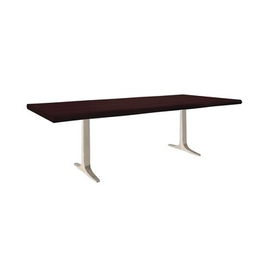 Darbonne Dining Table Top Finish: Chocolate, Size: 29 H x 42 W x 80 D