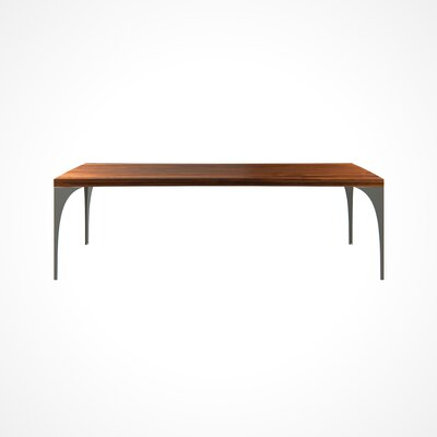 Neema Dining Table Size: 29.5 H x 42 W x 80 D