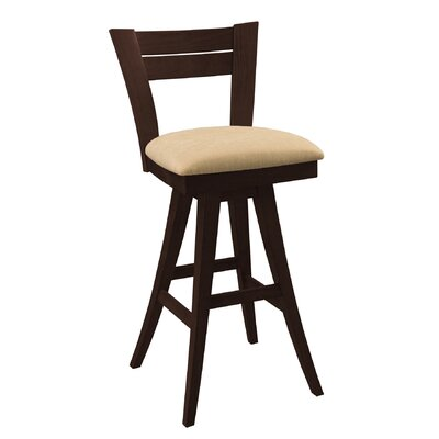 Ines Square Swivel Bar Stool