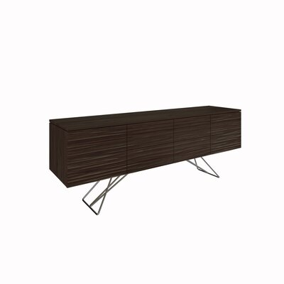 Alegra Buffet Table Color: NB-Rockport