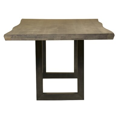 Fusco Maple Sculpted Edge Dining Table