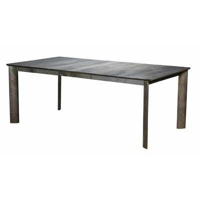 Marydel Extendable Dining Table Base Color: Shadow, Size: 29 H x 42 W x 72 D