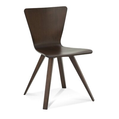 Cottrill Dining Chair Color: Shadow
