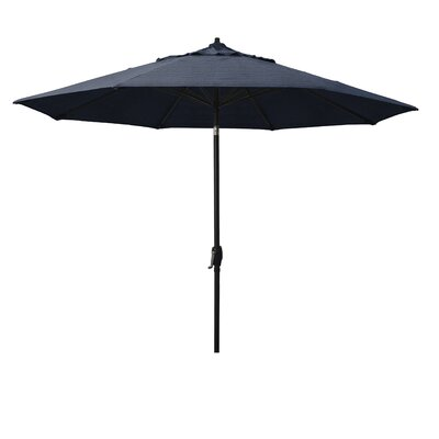 9 Octagonal Market Umbrella Color: Spectrum Indigo