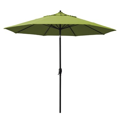 9 Market Umbrella Fabric: Ginkgo