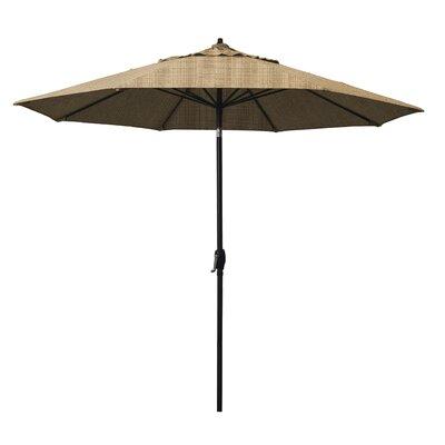 9 Market Umbrella Fabric: Straw