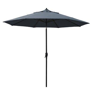 9 Market Umbrella Fabric: Sapphire