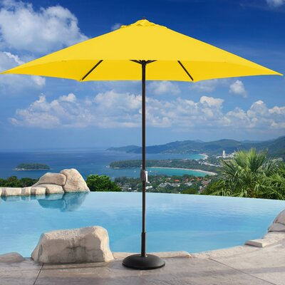 11 Market Umbrella Fabric: Sunflower Yellow