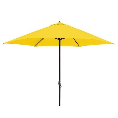 11 Market Umbrella Fabric: Sunflower Yellow