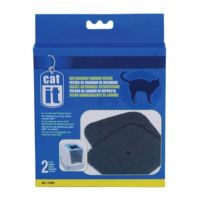 Catit Carbon Replacement Filter for 50700/50701