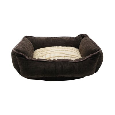 Catit X-Small Style Cuddle Savage Cat Bed Color: Brown/Beige