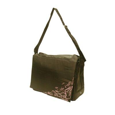 Dogit Messenger Bag Dog Carrier Color: Urban Black