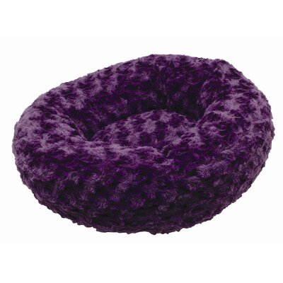 Dogit Donut Dog Bed Color: Rosebud/Purple