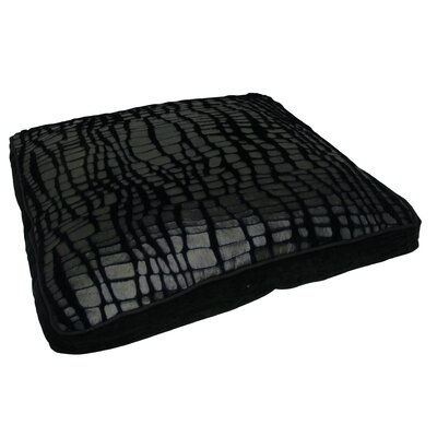 Dogit Style Savage Dog Pillow Color: Black